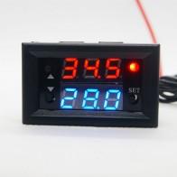 170.74 руб. 33% СКИДКА|W2810 DC12V 20A цифровой термостат термический контроллер красный Дисплей с зондом-in Реле from Товары для дома on Aliexpress.com | Alibaba Group