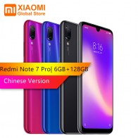 US $249.99 |Xiaomi Redmi Note 7 Pro 6GB RAM 128GB ROM octa core processor 48MP IMX 586 Camera Mobile Phone 4000mAh Chinese Version-in Cellphones from Cellphones & Telecommunications on Aliexpress.com | Alibaba Group