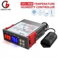 587.87 руб. 15% СКИДКА|110 В 220 в 12 В 24 в цифровой термостат Humidistat двойной дисплей Крытый инкубатор аквакультура Измеритель температуры и влажности термометр-in Приборы для измерения температуры from Орудия on Aliexpress.com | Alibaba Group