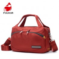 US $23.45 49% OFF|Fouvor Brand Women Casual Tote Bags Messenger Bag Waterproof Men Belt Bag Oxford Zipper Bag Crossbody For Male DropShipping on Aliexpress.com | Alibaba Group