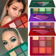 US $1.59 45% OFF|9 Colors Glitter Eyeshadow Makeup Pallete Matte Eye shadow Palette Shimmer and Shine Diamond Eyeshadow Powder Pigment Cosmetics-in Eye Shadow from Beauty & Health on Aliexpress.com | Alibaba Group