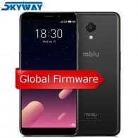 8110.66 руб. |Оригинальный Meizu M6s mBlu S6 4G LTE 3 GB 64 GB Exynos 7872 Hexa Core 5,7