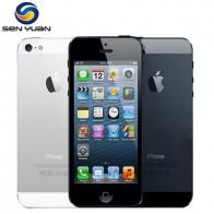4734.16 руб. 28% СКИДКА|Оригинальный завод разблокированный Apple Iphone 5 мобильный телефон 16 ГБ 32 ГБ 64 Гб ПЗУ IOS 3g 4,0