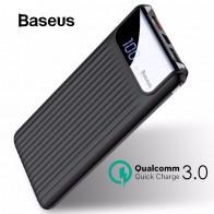 1307.63 руб. 20% СКИДКА|Baseus 10000 mAh Quick Charge 3,0 USB power Bank для iPhone X 8 7 6 samsung S7 Edg Xiaomi Внешний аккумулятор внешний аккумулятор для зарядки батарей QC3.0-in Внешний аккумулятор from Мобильные телефоны и телекоммуникации on Aliexpress.com | Alibaba Group
