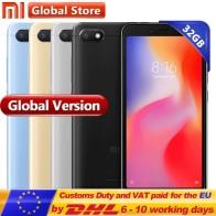 6095.26 руб. |Глобальная версия Xiaomi Redmi 6A 6 2 GB Оперативная память 32 ГБ Встроенная память A22 телефон 13,0 МП + 5.0MP 3000 mAh 5,45 дюйма 1440*720 мобильный телефон-in Мобильные телефоны from Мобильные телефоны и телекоммуникации on Aliexpress.com | Alibaba Group