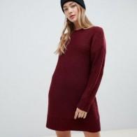 Платье-джемпер яйцевидной формы ASOS DESIGN
