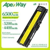 Apexway Аккумулятор для ноутбука Lenovo ThinkPad L410 L420 T410 T420 SL410 SL510 W510 W520 E40 E50 T510 T520 L512 L412 L421 L510 L520