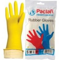 Перчатки резиновые Paclan Professional размер XL купить в магазине METRO - METRO Cash&Carry - Перчатки резиновые для защиты от коронавируса