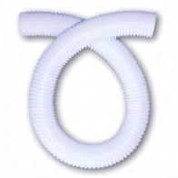 Купить Труба гофрированная белая d25 (бух.-50м) в Ульяновске - Гофрированные трубы
