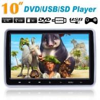 6674.58 руб. |10 дюймов мониторы HDMI HD цифровой ЖК дисплей Экран подголовник автомобиля монитор Car audio PlayerFM подголовник автомобиля dvd плеер с игровой Системы купить на AliExpress