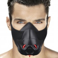 Friorange Профессиональная беговая Анаэробная маска для выносливости, тренировочная дышащая черная маска для езды на велосипеде, Спортивная маска для фитнеса-in Маска для велоспорта from Спорт и развлечения on AliExpress - Маски-респираторы. Сами знаете против чего.