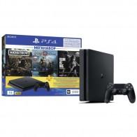 Игровая консоль PlayStation 4 1TB DG/GOW/TLOU/PS Plus 3мес. - Технологичный дом
