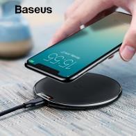 788.26 руб. 30% СКИДКА|Baseus кожаное Беспроводное зарядное устройство для iPhone X/XS Max XR samsung S10 S9 Note 9 8 Быстрое беспроводное зарядное устройство QI Беспроводная зарядная панель on Aliexpress.com | Alibaba Group
