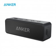 € 32.62 47% de DESCUENTO|Altavoz Bluetooth inalámbrico portátil Anker SoundCore 2 mejor bajo 24 horas Playtime 66ft rango Bluetooth resistencia al agua IPX7-in Altavoces portátiles from Productos electrónicos on Aliexpress.com | Alibaba Group