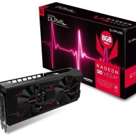Sapphire Radeon Pulse RX VEGA 56 8.0 GB  High End видеокарта