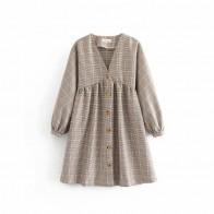 1210.0 руб. |Праздничное модное платье 55 6530 в европейском и американском стиле купить на AliExpress