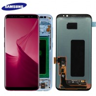 5212.94 руб. 27% СКИДКА|Super AMOLED для Samsung Galaxy S8 S8 плюс G955f G950F G950U G950FD Burn в тени ЖК Дисплей Сенсорный экран планшета с рамкой-in ЖК-экраны для мобильных телефонов from Мобильные телефоны и телекоммуникации on Aliexpress.com | Alibaba Group
