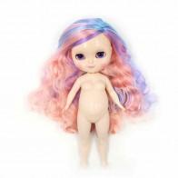 2206.93 руб. 25% СКИДКА|Дни Фортуны ледяная кукла 1/6 шарнир три стиля пухленькое тело милые DIY как Нео кукла 30 см игрушки высокого качества-in Куклы from Игрушки и хобби on Aliexpress.com | Alibaba Group