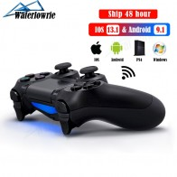 Controller For PS4 Pro / PC / iPhone & Android Mobile Phone, Wireless Bluetooth Gamepad For SONY Playstation 4 Dualshock Console