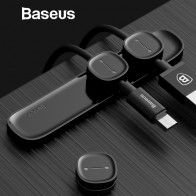 223.72 руб. 20% СКИДКА|Baseus зажим для электромагнитного трала для мобильного телефона USB кабель для передачи данных органайзер для USB зарядное устройство кабель магнитный держатель настольный кабель намотка-in Кабелеукладчик from Бытовая электроника on Aliexpress.com | Alibaba Group