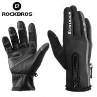 502.28 руб. 49% СКИДКА|ROCKBROS теплозащитные лыжные перчатки мужские и женские зимние лыжные флисовые водонепроницаемые сноубордические перчатки с сенсорным экраном зимние мотоциклетные теплые варежки-in Лыжные перчатки from Спорт и развлечения on Aliexpress.com | Alibaba Group