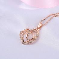 US $0.63 40% OFF|تقليد الذهب شغلها دبي الأفريقي مجوهرات قلادة قلادة مجوهرات الزفاف هدية للمرأة-في قلادات معلقة من الإكسسوارات والجواهر على Aliexpress.com | مجموعة Alibaba