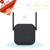 Original Xiaomi Wifi Router Pro 300M Amplifier 2.4G Repeater Network Expander Range Extender Roteader Mi Wireless Router Wi-fi
