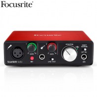 7046.38 руб. 38% СКИДКА|Новая версия Focusrite Scarlett Solo (2nd gen) 2 входа 2 Выход USB аудио интерфейс звуковая карта для записи микрофона гитары-in Звуковые карты from Компьютер и офис on Aliexpress.com | Alibaba Group