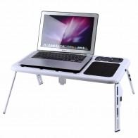 714.32 руб. 20% СКИДКА|Компьютерный стол переносной столик для ноутбука настраиваемый компьютер стол кровать Диванный держатель лоток USB Охлаждающие вентиляторы-in Компьютерные столы from Мебель on Aliexpress.com | Alibaba Group