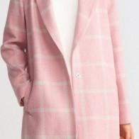 Женское пальто Dilvin ME-101A06823_Pudra - Пальто пастельных тонов