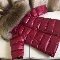 4528.11 руб. 31% СКИДКА|Модная зимняя куртка пуховик для девочек, детская теплая куртка на утином пуху, 100% г., верхняя одежда для детей до 25 градусов, куртка купить на AliExpress