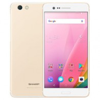 SHARP Z3 FS8009 Global Version 5,7 дюймов 3100 мАч 4 ГБ 64GB Snapdragon 652 Octa Core 4G Смартфон