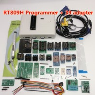 Newest Software ORIGINAL RT809H  EMMC-Nand FLASH Extremely fast universal Programmer TSOP56 TSOP48  BGA63