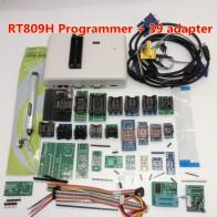 Newest Software ORIGINAL RT809H  EMMC-Nand FLASH Extremely fast universal Programmer TSOP56 TSOP48  BGA63