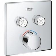 Смеситель для душа Grohe SmartControl Mixer накладная панель, для 35600 (29148000), купить в интернет-магазине по цене 23 910 руб - Сантехника, смесители