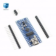 US $1.22 |Nano 1PCS Mini USB With the bootloader Nano 3.0 controller compatible for arduino CH340 USB driver 16Mhz NANO V3.0 Atmega328-in Integrated Circuits from Electronic Components & Supplies on Aliexpress.com | Alibaba Group