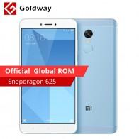 """Оригинальный Xiaomi Redmi Note 4X4 ГБ Оперативная память 64 ГБ Встроенная память мобильного телефона Восьмиядерный процессор Snapdragon 625 5,5 """"FHD отпечатков пальцев ID 4100 мАч Батарея купить на AliExpress"""