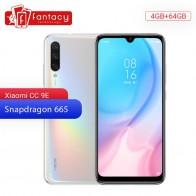 13440.69 руб. |Оригинальный Смартфон Xiaomi CC 9e SE 4 Гб 64 Гб CC9e SE Snapdragon 665 Octa Core 6,088