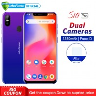 R$ 1022.66 |Ulefone S10 Pro Telefone Móvel Android 8.1 5.7 polegada 19:9 16 MT6739 Quad Core 2 GB de RAM GB ROM 13MP + 5MP Rosto Unlock 4G de Smartphones-in Celulares from Celulares e Telecomunicações on Aliexpress.com | Alibaba Group