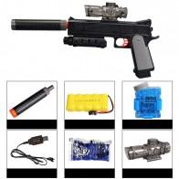 Электронный страйкбол пистолет водяная пуля пистолет игрушка для мальчиков CS игры на открытом воздухе Orbeez мягкий Пейнтбол Стрельба снайперская винтовка Пистолеты игрушки купить на AliExpress