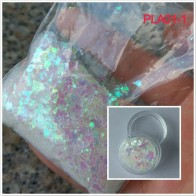 US $2.79 14% OFF|White Snow flakes glitter, 50g/bag Clear White irregular cut chunky irregular glitter For nail polish,nail decoration-in Nail Glitter from Beauty & Health on Aliexpress.com | Alibaba Group