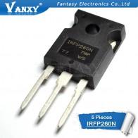 195.52 руб. |5 шт. IRFP260NPBF к 247 IRFP260N TO247 IRFP260 TO 3P Новый МОП транзисторы-in Транзисторы from Электронные компоненты и принадлежности on Aliexpress.com | Alibaba Group