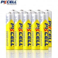 640.18 руб. 30% СКИДКА|10 шт. PKCELL aaa батарея 3A 1000 мАч 1,2 в NIMH aaa аккумуляторная батарея aaa Ni MH батарейки ААА аккумуляторная батарея-in Подзаряжаемые батареи from Бытовая электроника on Aliexpress.com | Alibaba Group