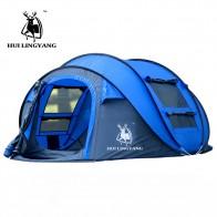 US $44.88 40% OFF|رمي كبير خيمة في الهواء الطلق 3 4persons التلقائي سرعة مفتوحة رمي المنبثقة يندبروف للماء الشاطئ التخييم خيمة كبيرة الفضاء-في خيام من الرياضة والترفيه على Aliexpress.com | مجموعة Alibaba