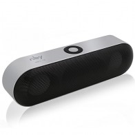 US $13.9 28% OFF|New NBY 18 Mini Bluetooth Speaker Portable Wireless Speaker Sound System 3D Stereo Music Surround Support Bluetooth,TF AUX USB-in Portable Speakers from Consumer Electronics on Aliexpress.com | Alibaba Group