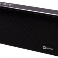 Купить Портативная акустика HARPER PSPB-200 черный по низкой цене с доставкой из маркетплейса Беру