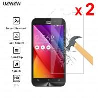 125.43 руб. 46% СКИДКА|2 шт. для Asus Zenfone 2 Laser ZE500KL закаленное Стекло Экран для asyus Zenfone 2 Laser ZE500KL ZE500KG защитный Стекло купить на AliExpress
