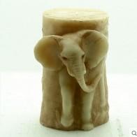 1750.79 руб. |3D Силиконовые Мыло/свечи формы слон Формы для тортов шоколад кремния Мыло формы животных Помады Украшения Торта купить на AliExpress