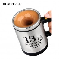 US $9.86 10% OFF|HOMETREE 400ml Creative Coffee Mug Automatic Electric Self Stirring Mug Milk Mixing Mug Smart Stainless Steel Mix Cup Box H256-in Mugs from Home & Garden on Aliexpress.com | Alibaba Group
