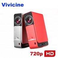 5711.94 руб. 65% СКИДКА|VIVICINE 1280x720 p Портативный HD проектор, опция Android 7,1 HDMI USB 1080 p домашний кинотеатр wifi мини светодиодный проектор-in Проекторы from Компьютер и офис on Aliexpress.com | Alibaba Group